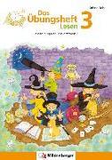 Cover-Bild zu Das Übungsheft Lesen 3 von Stehr, Sabine