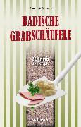 Cover-Bild zu Roentgen, Hans Peter: Badische Grabschäufele: 22 Krimis, 22 Rezepte (eBook)