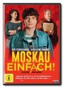 Cover-Bild zu Bachmann, Plinio: Moskau Einfach!
