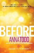 Cover-Bild zu Todd, Anna: Before