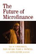 Cover-Bild zu Lieberman, Ira W. (Hrsg.): The Future of Microfinance (eBook)