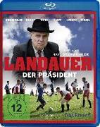 Cover-Bild zu Kämper, Dirk: Landauer - Der Präsident