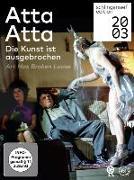 Cover-Bild zu Christoph Schlingensief (Schausp.): Atta Atta - Die Kunst ist ausgebrochen