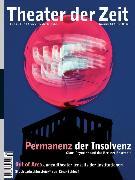 Cover-Bild zu Bierbichler, Josef: Theater der Zeit - 01. Dezember 2009 (Audio Download)