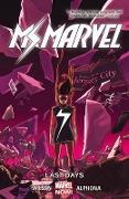 Cover-Bild zu Wilson, G. Willow: Ms. Marvel Volume 4: Last Days