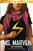 Cover-Bild zu Wilson, G. Willow: Marvel Must-Have: Ms. Marvel: Meta-Morphose
