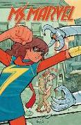 Cover-Bild zu Wilson, G. Willow: Ms. Marvel Vol. 3