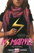 Cover-Bild zu Wilson, G. Willow: MS. Marvel 01. No Normal
