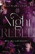 Cover-Bild zu Frost, Jeaniene: Night Rebel 2 - Biss der Leidenschaft