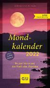 Cover-Bild zu Lutzenberger, Andrea: Mondkalender 2022