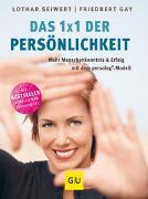 Cover-Bild zu Seiwert, Lothar: Das 1x1 der Persönlichkeit