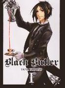 Cover-Bild zu Toboso, Yana: Black Butler, Volume 1