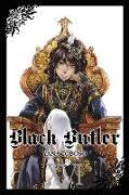 Cover-Bild zu Yana Toboso: Black Butler, Vol. 16