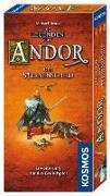 Cover-Bild zu Die Legenden von Andor - Erweiterung - Der Sternenschild von Menzel, Michael