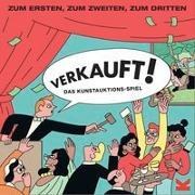 Cover-Bild zu Verkauft! von Landrein, Simon