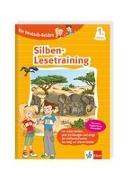 Cover-Bild zu Die Deutsch-Helden: Silben-Lesetraining 1. Klasse