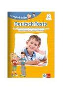 Cover-Bild zu Die Deutsch-Helden: Deutsch-Tests 2. Klasse