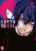 Cover-Bild zu Ishida, Sui: Tokyo Ghoul 08