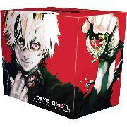 Cover-Bild zu Ishida, Sui (Geschaffen): Tokyo Ghoul Complete Box Set
