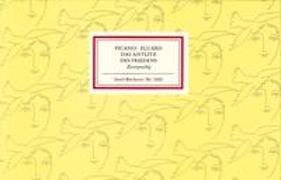 Cover-Bild zu Eluard, Paul: Das Antlitz des Friedens. Le Visage de la Paix