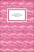 Cover-Bild zu Insel Verlag, Insel (Hrsg.): Insel-Bücherei. Mitteilungen für Freunde / Insel Bücherei. Mitteilungen für Freunde