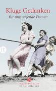Cover-Bild zu Insel Verlag (Hrsg.): Kluge Gedanken für umwerfende Frauen