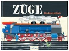 Cover-Bild zu Züge von Monaco, Gérard Lo (Illustr.)