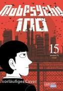 Cover-Bild zu ONE: Mob Psycho 100 15