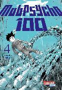 Cover-Bild zu ONE,: Mob Psycho 100 4