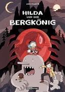 Cover-Bild zu Pearson, Luke: Hilda und der Bergkönig