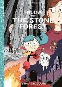 Cover-Bild zu Pearson, Luke: Hilda and the Stone Forest