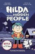 Cover-Bild zu Pearson, Luke: Hilda and the Hidden People: Hilda Netflix Tie-In 1