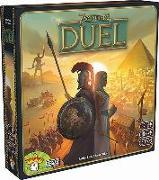 Cover-Bild zu 7 Wonders Duell von Bauza, Antoine