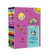 Cover-Bild zu Telgemeier, Raina: Raina's Day Jigsaw Puzzle