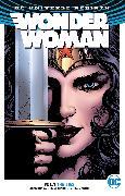 Cover-Bild zu Rucka, Greg: Wonder Woman Vol. 1: The Lies (Rebirth)