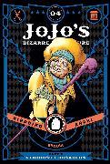Cover-Bild zu Araki, Hirohiko: JoJo's Bizarre Adventure: Part 3--Stardust Crusaders, Vol. 4