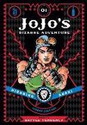 Cover-Bild zu Araki, Hirohiko: JoJo's Bizarre Adventure: Part 2--Battle Tendency, Vol. 1