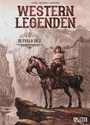 Cover-Bild zu Duval, Fred: Western Legenden: Buffalo Bill