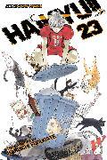 Cover-Bild zu Furudate, Haruichi: Haikyu!!, Vol. 23