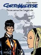 Cover-Bild zu Pratt, Hugo: Corto Maltese 7. Venezianische Legende