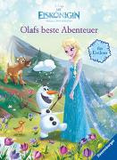 Cover-Bild zu THiLO: Disney Die Eiskönigin: Olafs beste Abenteuer für Erstleser