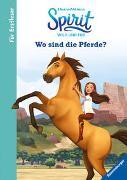Cover-Bild zu Neubauer, Annette: Dreamworks Spirit Wild und Frei: Wo sind die Pferde? - Für Erstleser