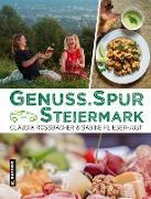 Cover-Bild zu Rossbacher, Claudia: GenussSpur Steiermark