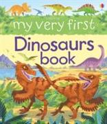 Cover-Bild zu Frith, Alex: My Very First Dinosaurs Book