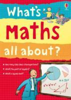 Cover-Bild zu Frith, Alex: What's Maths All About?