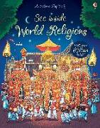 Cover-Bild zu Frith, Alex: See Inside World Religions