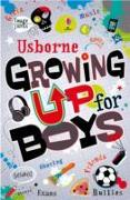 Cover-Bild zu Frith, Alex: Growing Up for Boys
