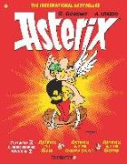 Cover-Bild zu Goscinny, René: Asterix Omnibus #1: Collects Asterix the Gaul, Asterix and the Golden Sickle, and Asterix and the Goths