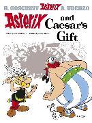Cover-Bild zu Goscinny, René: Asterix and Caesar's Gift