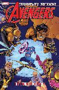 Cover-Bild zu Manning, Matthew K.: Marvel Action: Avengers: The Living Nightmare (Book Four)